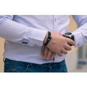 Constantin Nautics® Jack Tar bőr karkötő CNJ10029-20