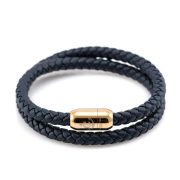 Constantin Nautics® Jack Tar bőr karkötő CNJ10050