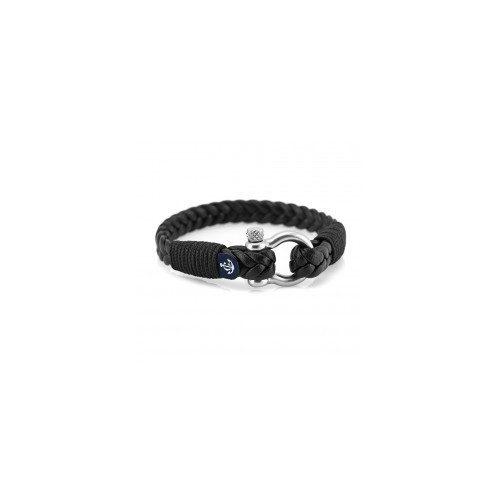 Constantin Nautics® Jack Tar bőr karkötő  CNJ10078-21